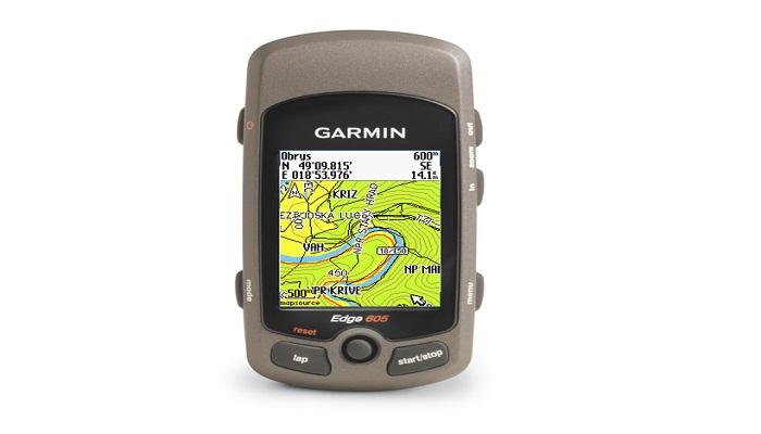 Garmin Edge 605 Review