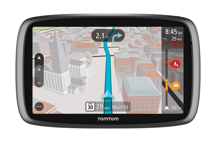 Update TomTom Maps for Free using this tutorial