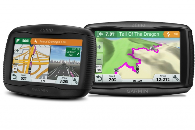Garmin zumo 395LM Review
